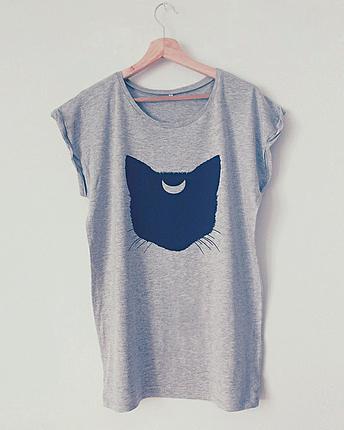 Mooncat T-Shirt