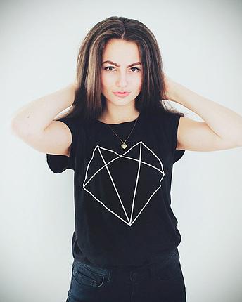 Geometric Fox Shirt