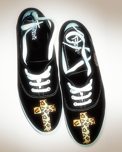 Tiger Cross Shoes