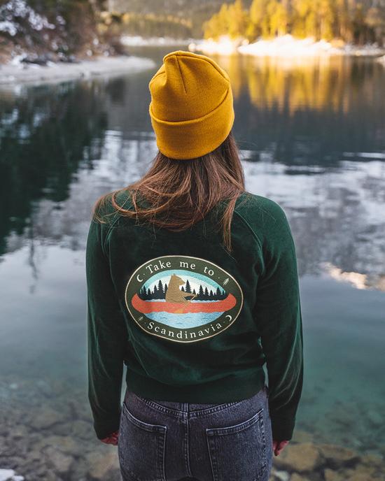 Take me to scandinavia Sweater