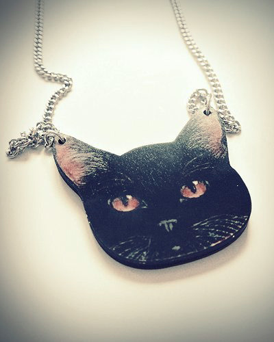 Black Cat Kette