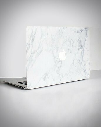 Marmor Macbook skin