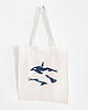 Whale totebag 7400 small