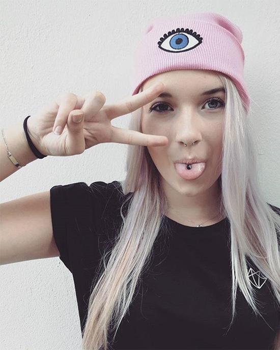 Eye Beanie