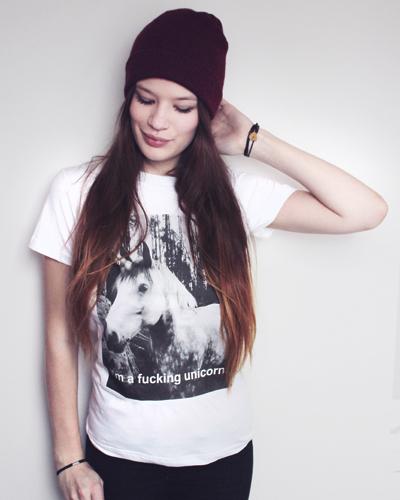 Einhorn Shirt