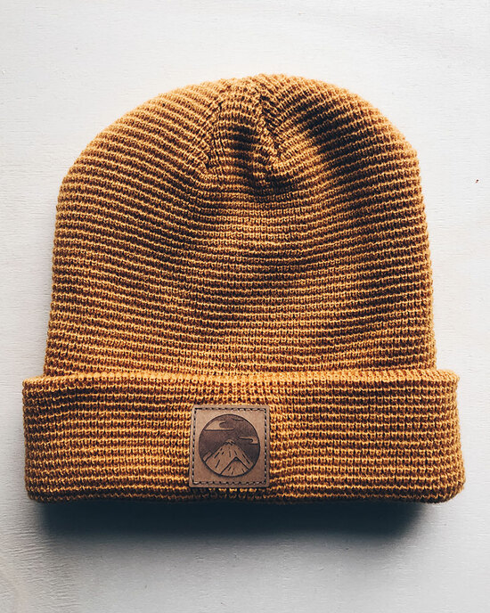 Mountains Beanie