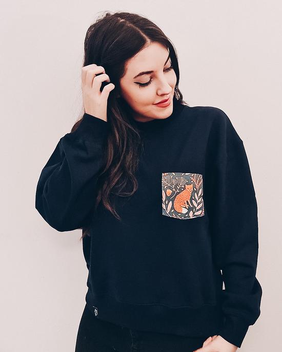 Fox Pocket Sweater