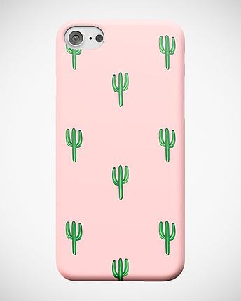 Pink Cactus Case