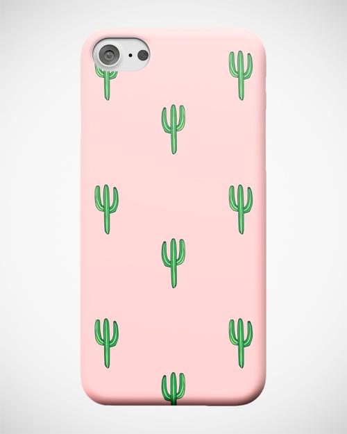 Pink Kaktus Case