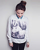 Unicorn sweatshirt 6108 small