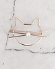 Cat barrette 7226 small