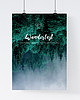 Wanderlust poster 7024 small