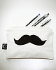 Moustache pencil case 6080 small