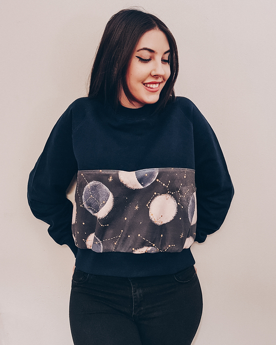 Galaxy Sweatshirt