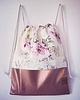 Vintage flower gym bag 6520 small