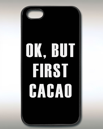 First cacao cover