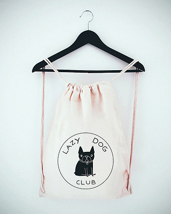 Lazy Dog Club gymbag