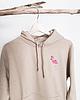 Flamingo hoodie 7145 small