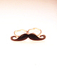 Moustache ring 38 small