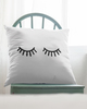 Pillow case with eyes 7544 small