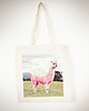 Lamacorn totebag 6633 small