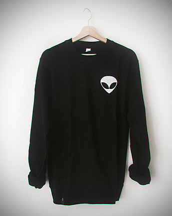 Alien Sweater