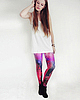 Galaxy leggings 6062 small