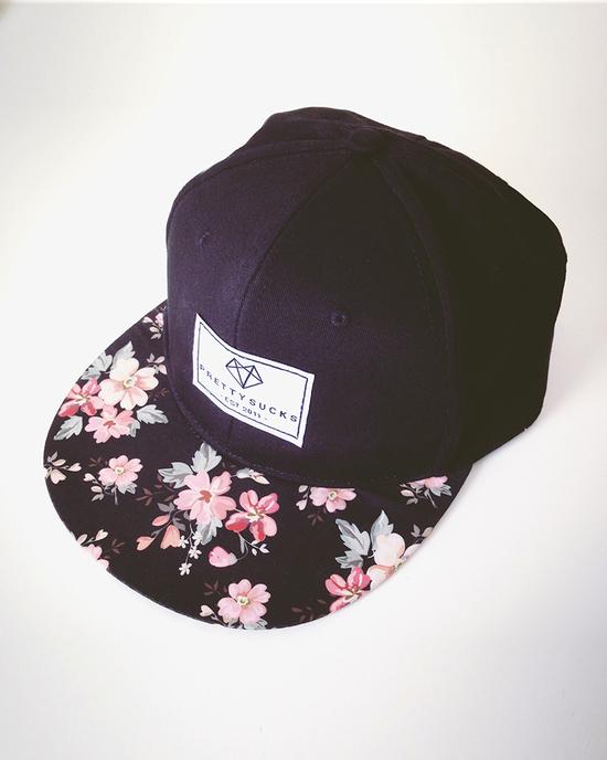 Flower Snapback