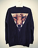 Fox sweatshirt 6180 small