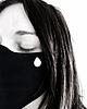 Face mask tear 8443 small