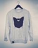 Mooncat sweater 6667 small