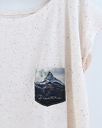 Mountains Pocket Shirt