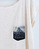 Mountains pocket shirt 7766 small