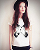 Unicorn cross shirt 6157 small