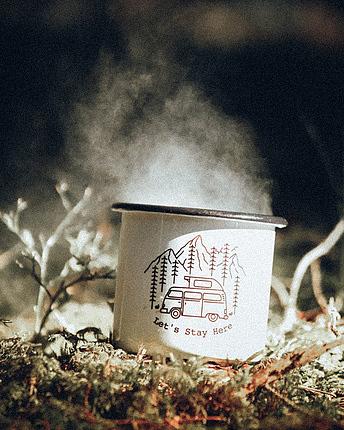 van life mug