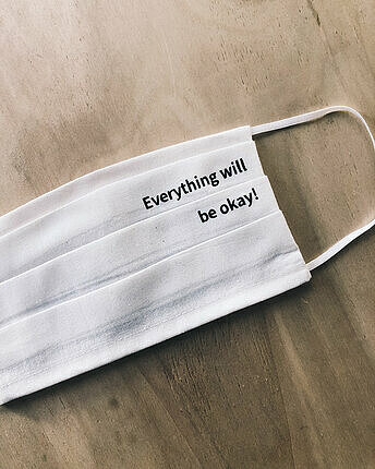 Everything will be OK mask