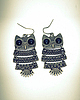 Owl earrings 26 small
