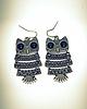 Owl earrings 26 small