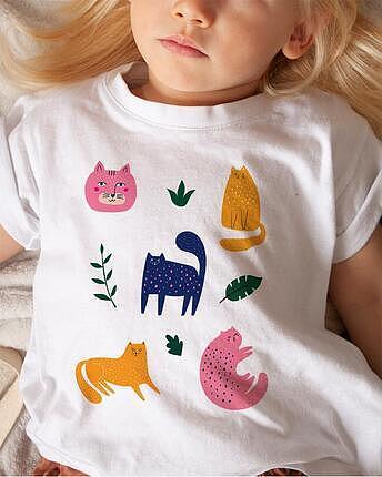 Cats & Plants Shirt