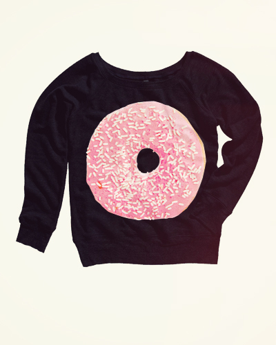 Big Donut Sweatshirt