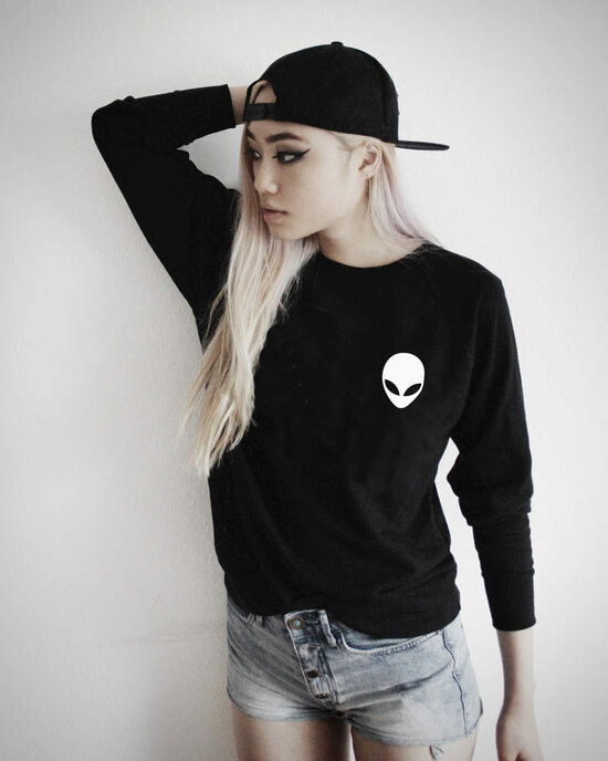 ALien Sweater