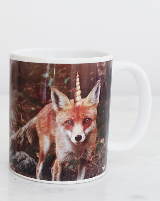 Magical Foxcorn Tasse