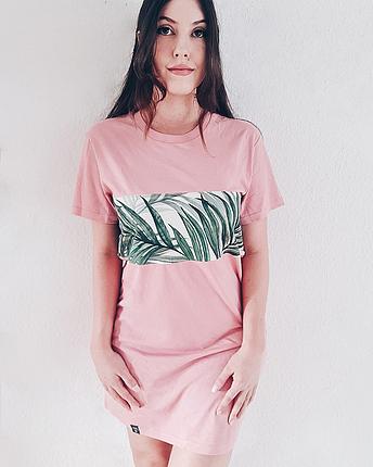 Kleid Palm Leaf