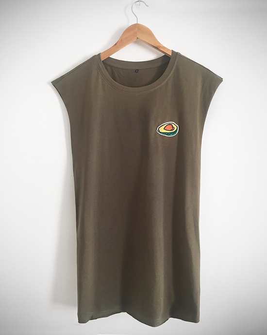 Avocado Patch Top