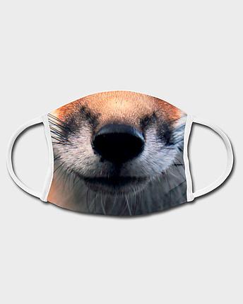 Mund und Nasenmaske Foxi