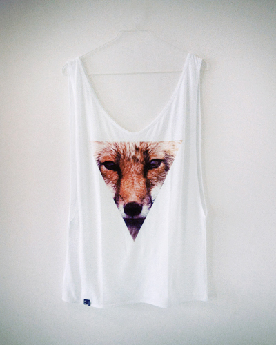 Triangle Fox Shirt