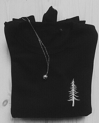Pine Tree Sweater