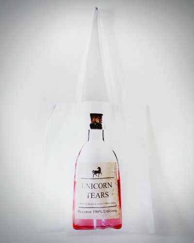 Unicorn Tears Bag