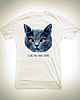 Weird cat shirt 6041 small
