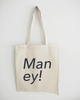 Man ey tote bag 7924 small